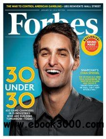Forbes USA - 20 January 2014 free download