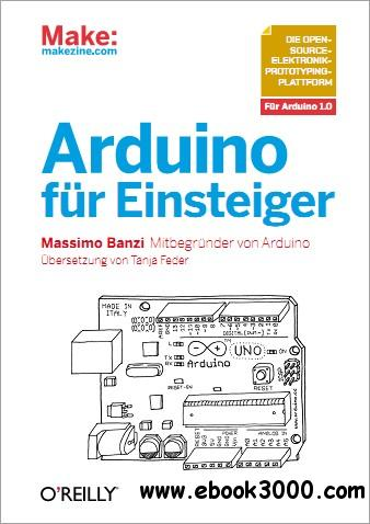 Arduino fur Einsteiger free download