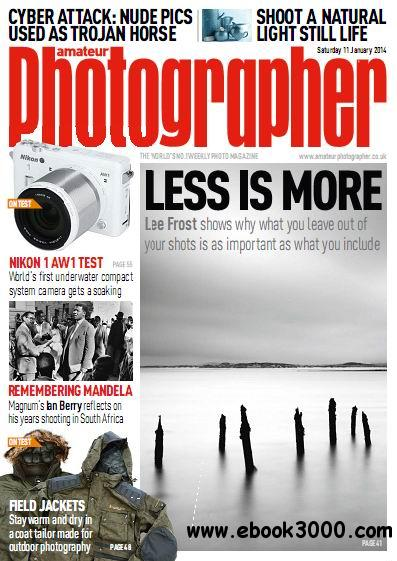 Amateur Photographer Magazine January 11th, 2014 free download