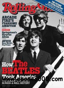 Rolling Stone USA - 16 January 2014 free download