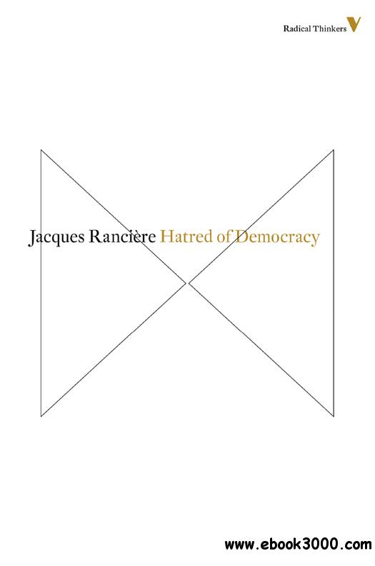 Hatred Of Democracy free download