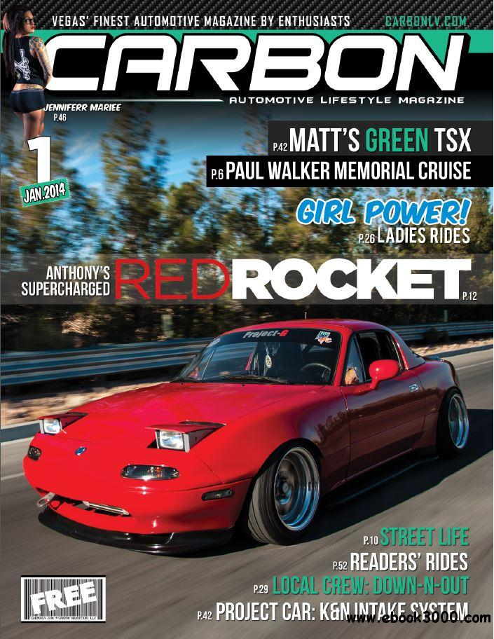 Carbon Automotive Lifestyle Magazine C January 2014 free download
