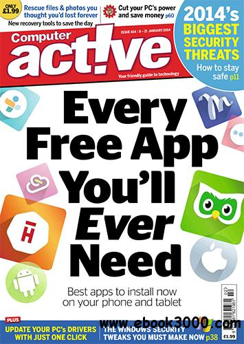 Computeractive UK - Issue 414 2014 free download