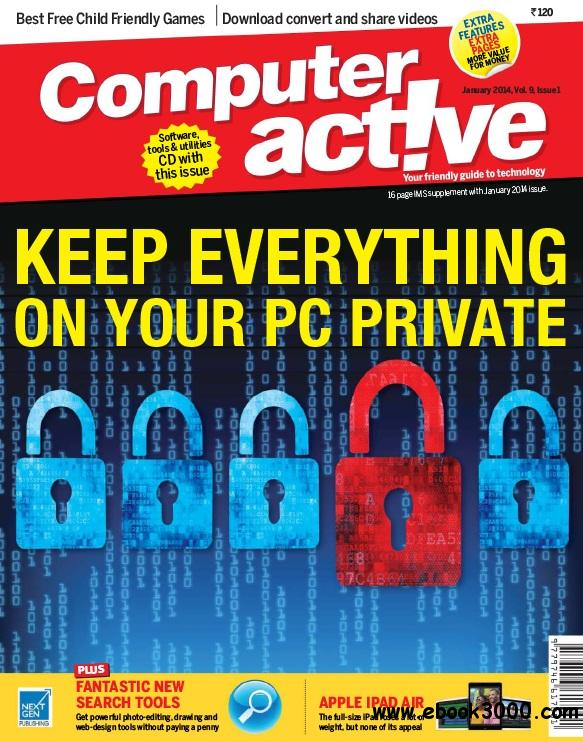 Computer Active India - January 2014 free download