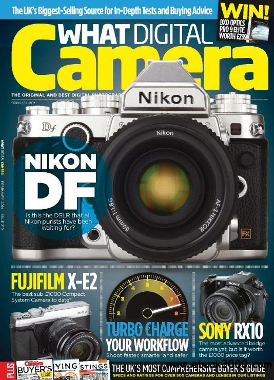 What Digital Camera - February 2014 free download