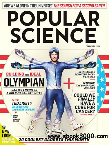 Popular Science USA - February 2014 free download