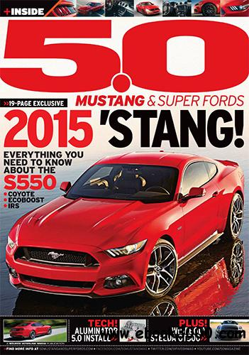 5.0 Mustang & Super Fords - March 2014 free download