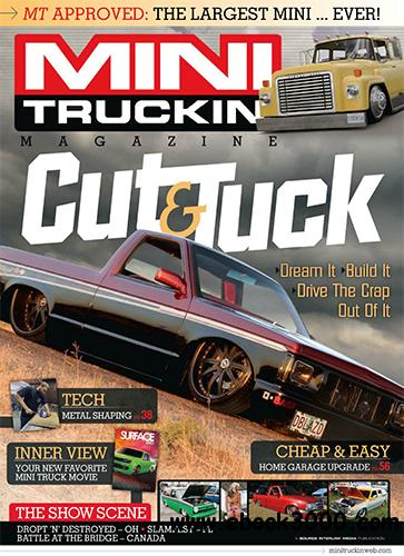 Mini Truckin' - March 2014 free download