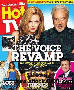 Hot TV - 11 January-17 January 2014 free download