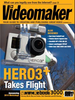 Videomaker - February 2014 free download