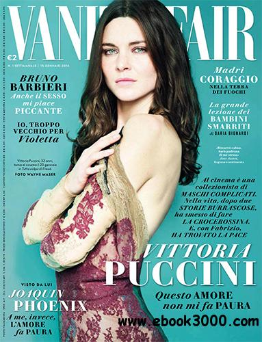 Vanity Fair Italia - 15 Gennaio 2014 free download