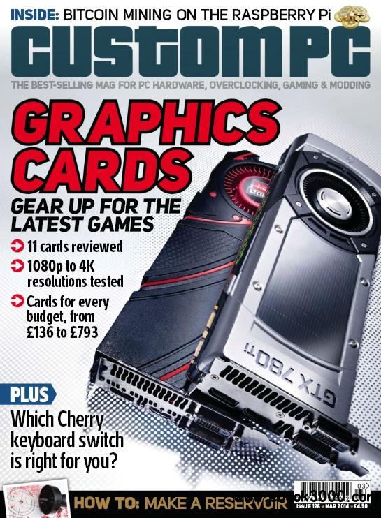 Custom PC - March 2014 free download