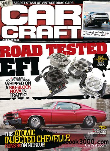 Car Craft - March 2014 free download