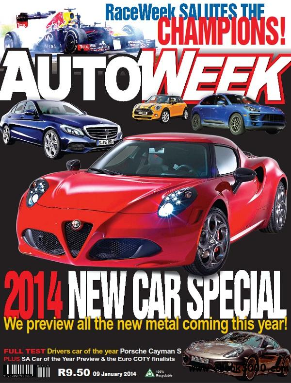 Autoweek - 9 January 2014 / South Africa free download
