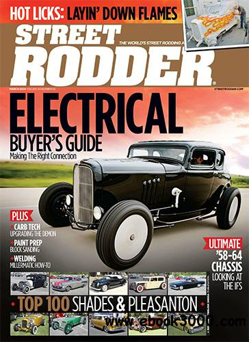 Street Rodder - March 2014 free download