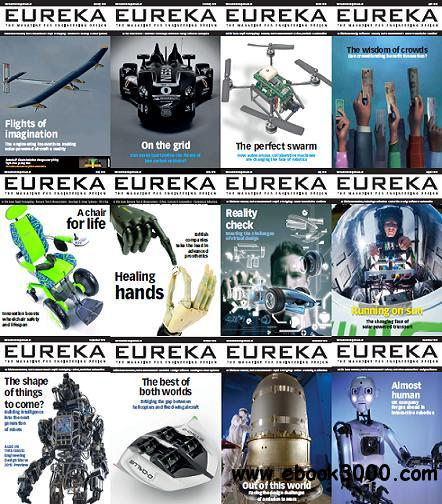 Eureka Magazine - Full Year Collection 2013 free download