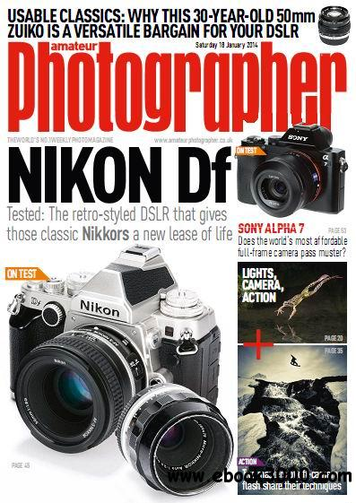 Amateur Photographer Magazine January 18th, 2014 free download