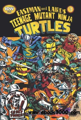 Teenage Mutant Ninja Turtles - Color Classics Vol. 2 003 (2014) free download