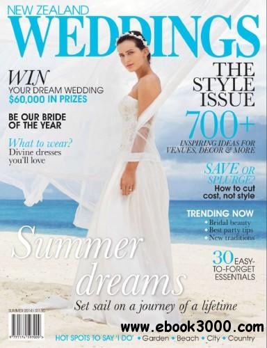 NZ Weddings - Summer 2014 free download