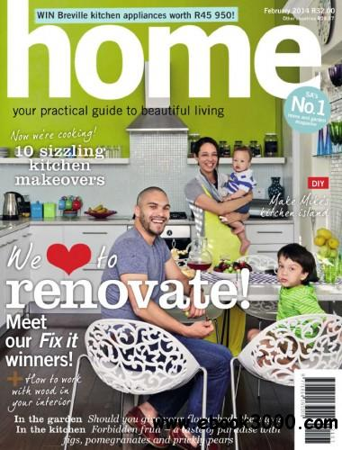 Home South Africa - February 2014 free download