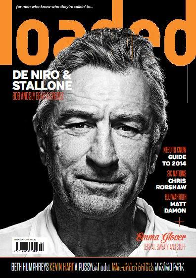 Loaded Magazine February 2014 free download