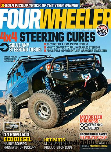Four Wheeler - March 2014 free download