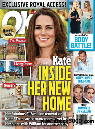 OK! Magazine - 27 January 2014 free download