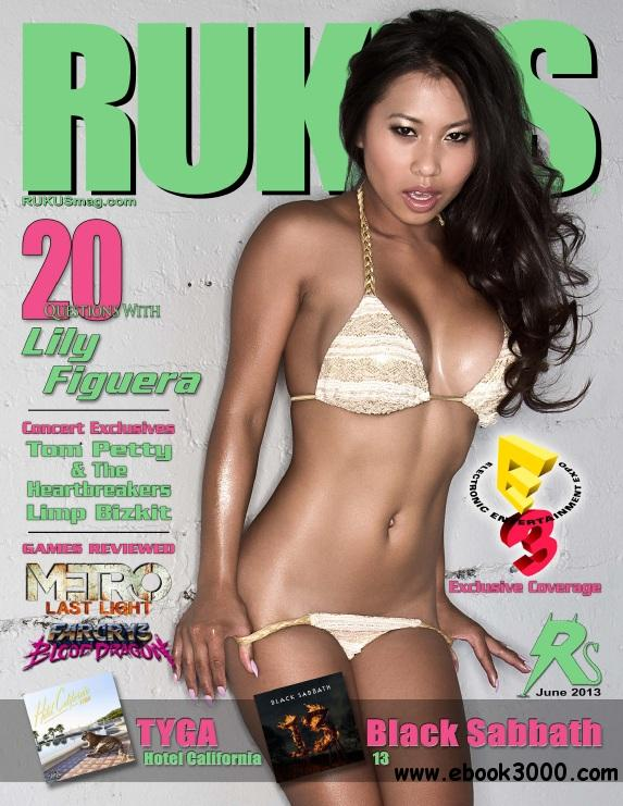 RUKUS magazine - June 2013 free download