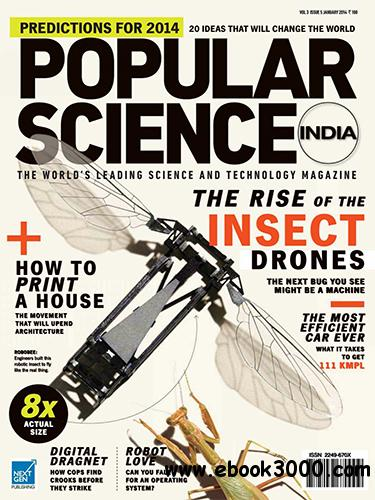Popular Science India - January 2014 free download