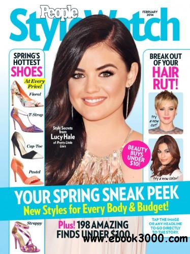 People Style Watch - February 2014 free download
