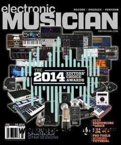 Electronic Musician - February 2014 free download
