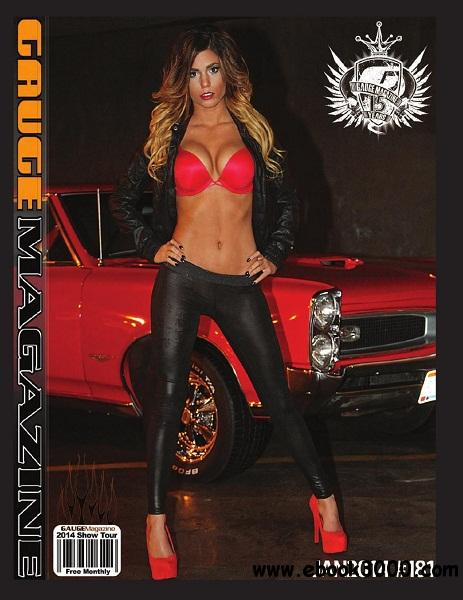 Gauge Magazine - January 2014 free download