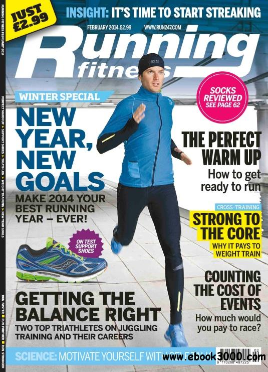 Running fitness - February 2014 free download
