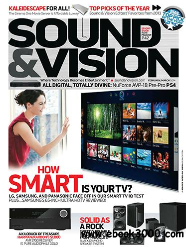 Sound & Vision - February-March 2014 free download