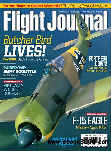 Flight Journal - April 2014 free download