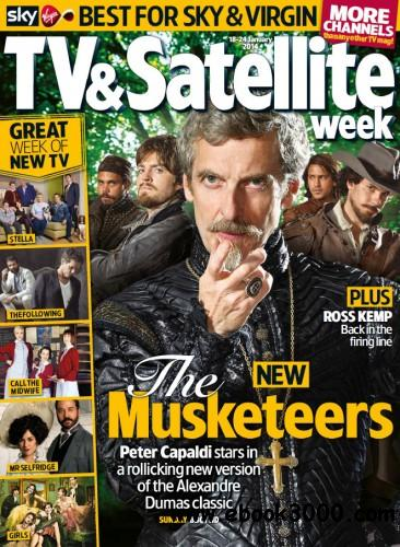 TV & Satellite Week - 18 January 2014 free download