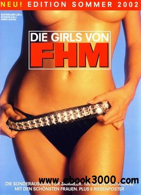 The Girls of FHM Germany 2002 - Summer free download