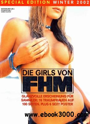 The Girls of FHM Germany 2002 - Winter free download