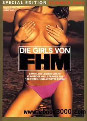 The Girls of FHM Germany 2003 - Summer free download