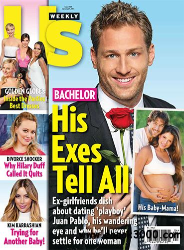 Us Weekly - 27 January 2014 free download