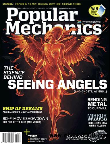 Popular Mechanics South Africa - February 2014 free download