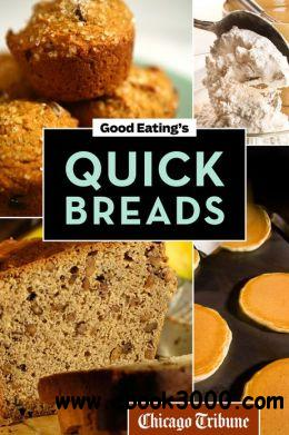 Good Eating's Quick Breads: A Collection of Convenient and Unique Recipes for Muffins, Scones, Loaves and More free download