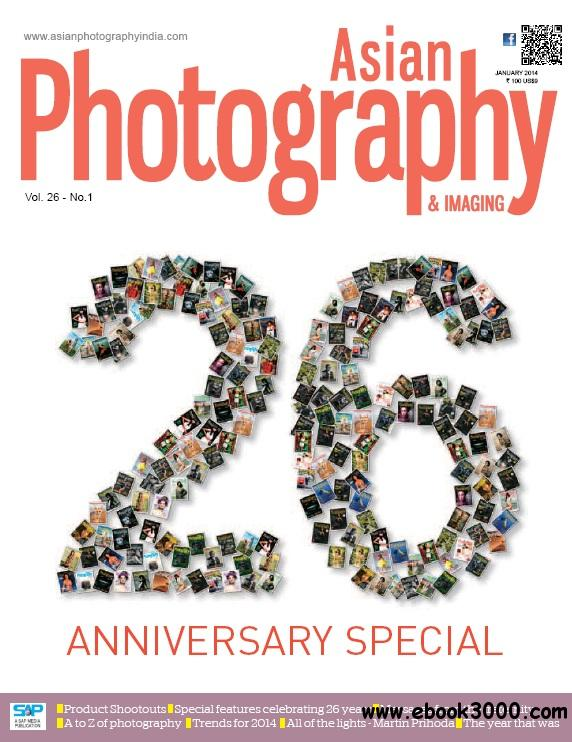 Asian Photography - January 2014 free download