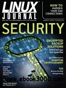 Linux Journal - January 2014 free download
