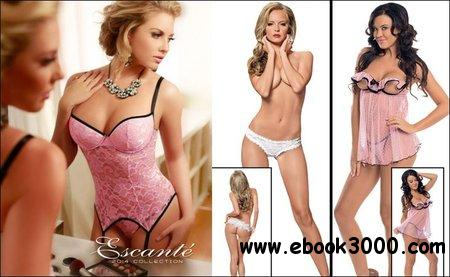 Escante - Lingerie Collection 2014 free download