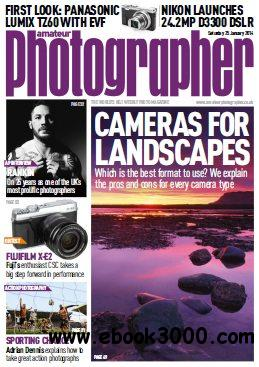 Amateur Photographer - 25 January 2014 free download