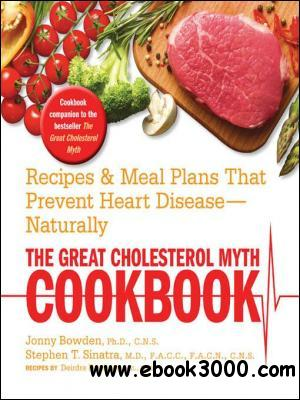 The Great Cholesterol Myth Cookbook free download