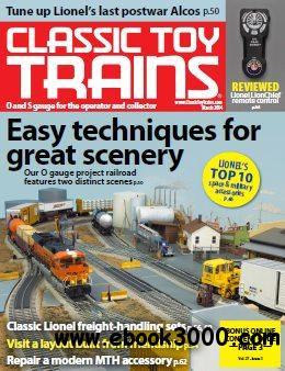Classic Toy Trains - March 2014 free download