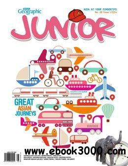 Asian Geographic JUNIOR - Issue 1, 2014 free download