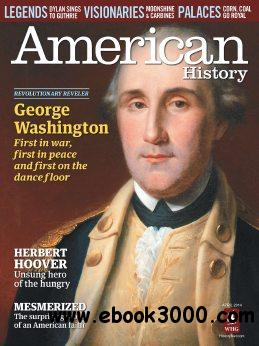 American History - April 2014 free download